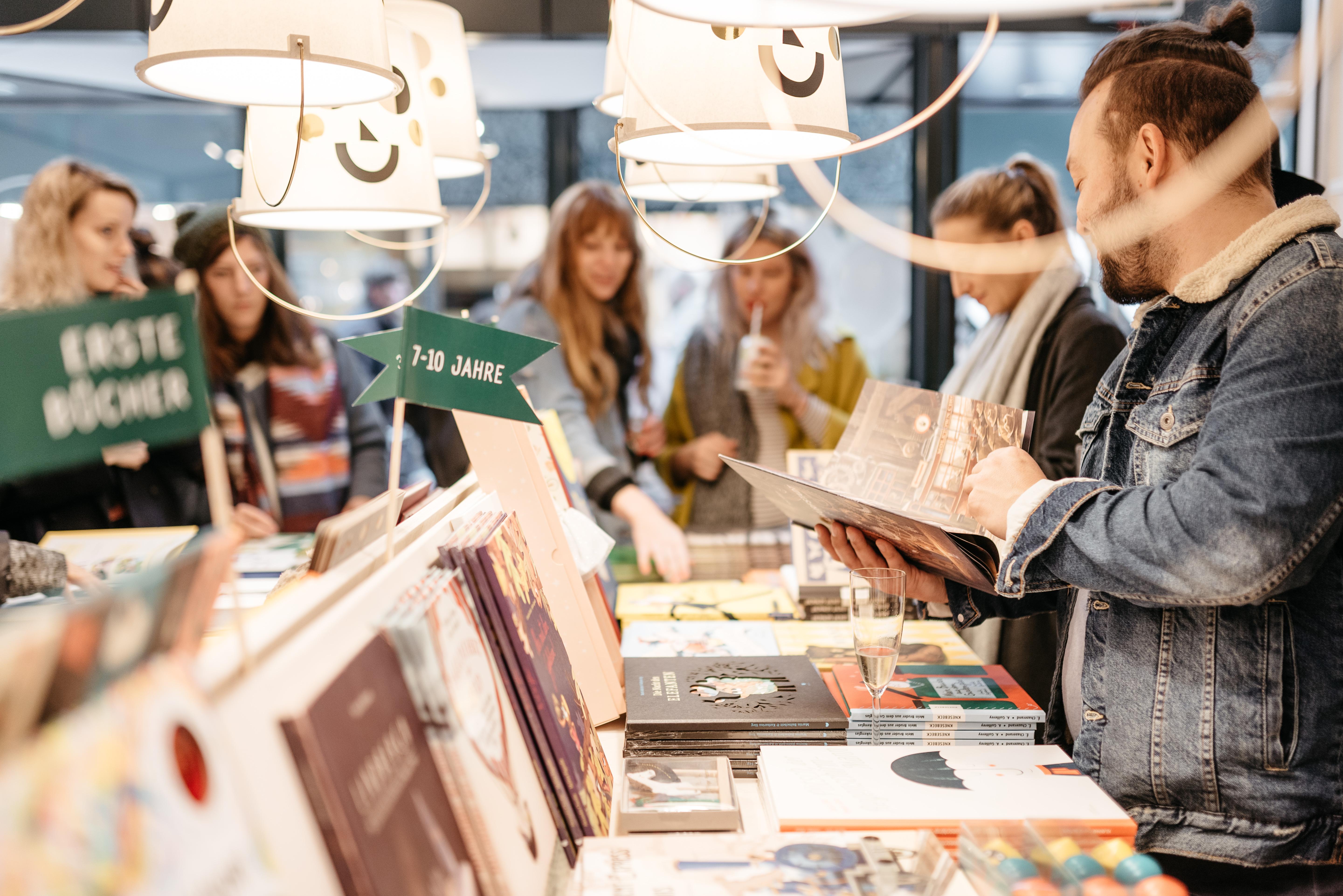 Buchstaebchen Stuttgart Kleine Gestalten