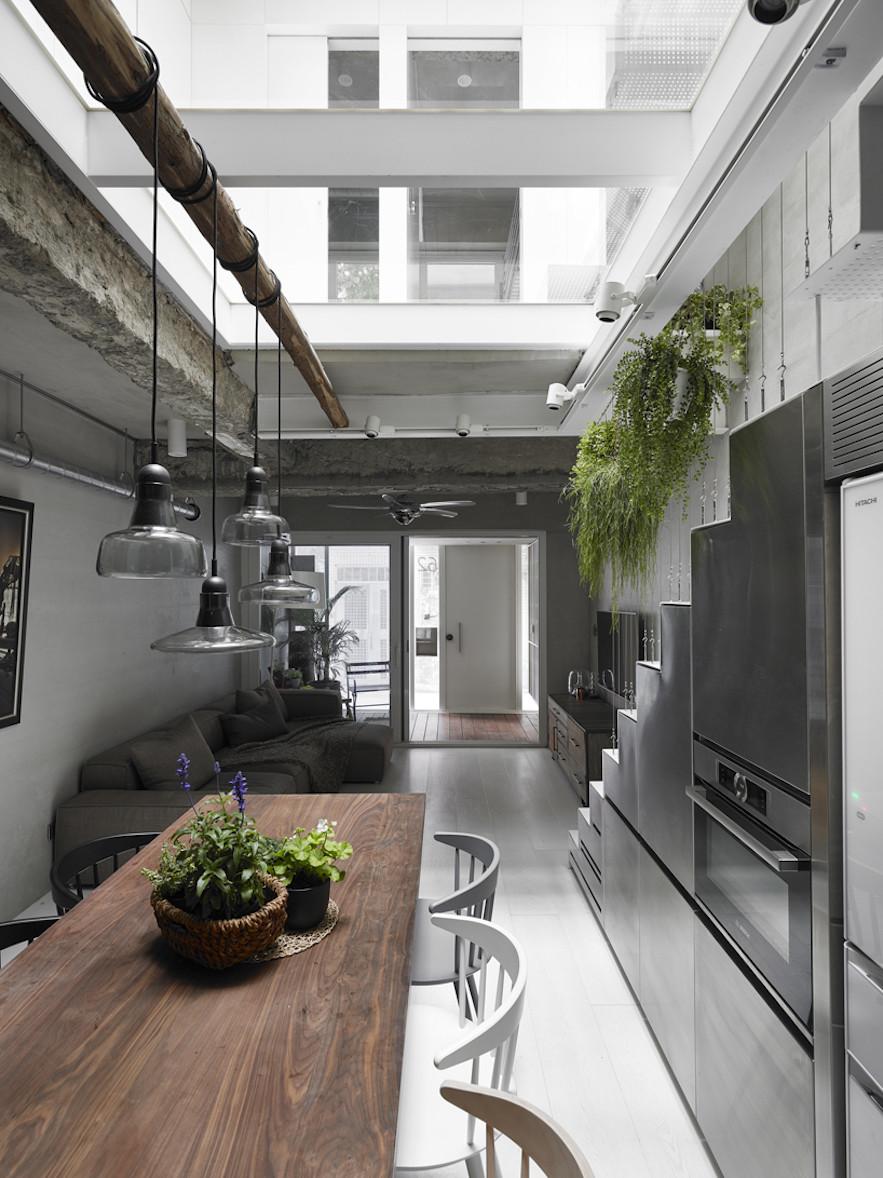 Big city living in taipei gestalten for Design homes kc