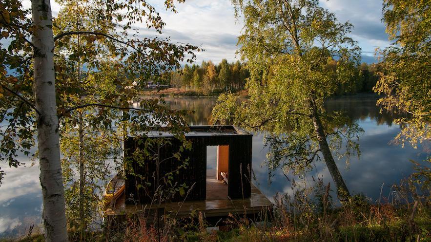 bruksvagen sauna gestalten. Black Bedroom Furniture Sets. Home Design Ideas